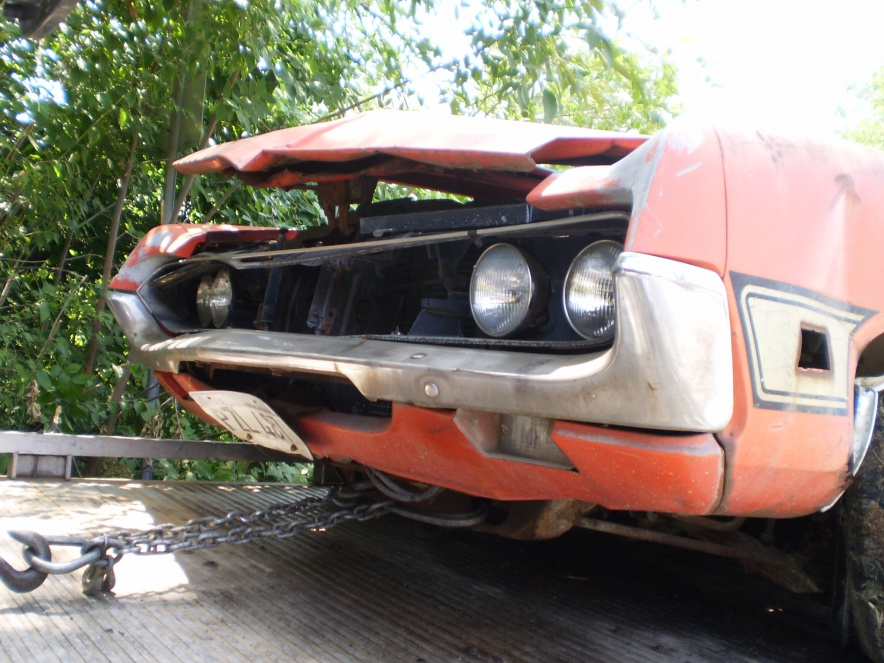 Greyhound Shipping Quote >> 1970 1971 ford torino gt 70 71 parts - Ford Muscle Forums : Ford Muscle Cars Tech Forum