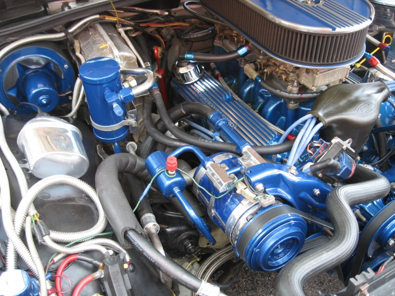 Holley vacuum secondary and dual-quad questions - Ford