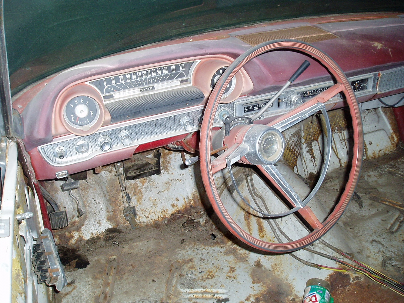 1963 Galaxie convertible for
