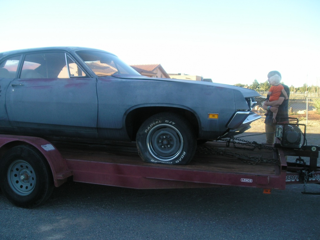 1970 1/2 Ford Falcon Build - Ford Muscle Forums : Ford