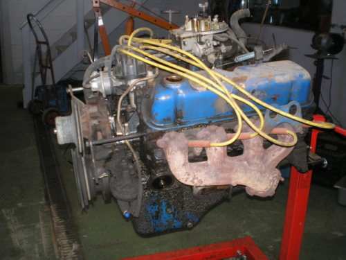 D W Heads Question P Sm on Ford 351 Windsor Engine