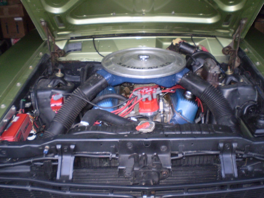 Air Cleaner Choice Ford Muscle Forums Ford Muscle Cars Tech Forum