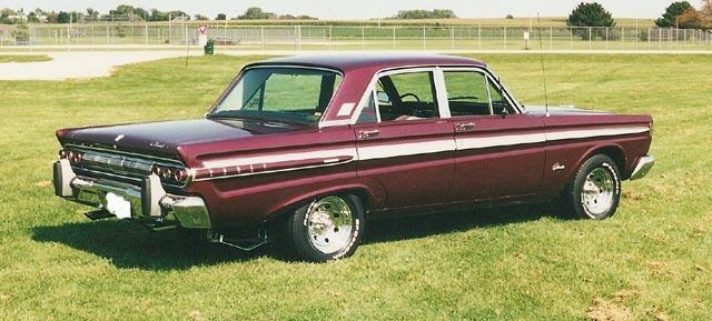 My 1964 Mercury Comet Caliente...-park.jpg