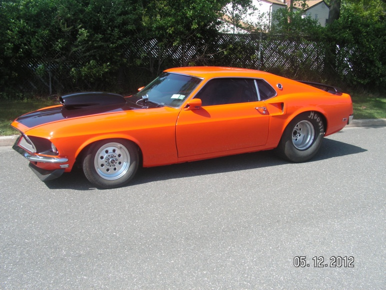 1969 Pro Street Racecar Mustang Ford Muscle Forums