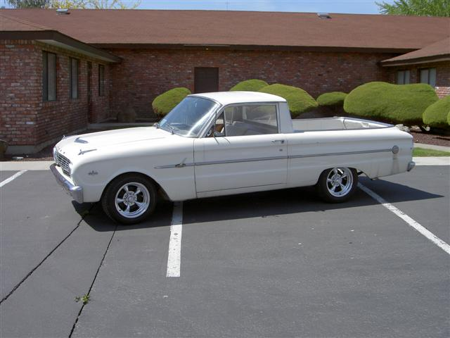 1963 Ranchero project  - Page 2 - Ford Muscle Forums : Ford