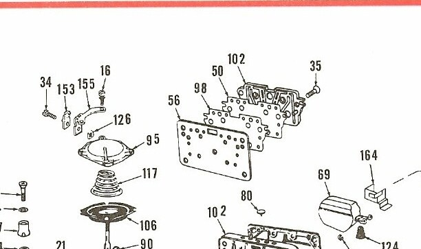 Need Sources For Rebuilding A 750  780 Carb