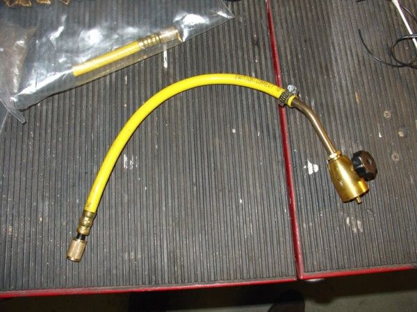 A/C conversion R12 to R134A - Ford Muscle Forums : Ford Muscle ...