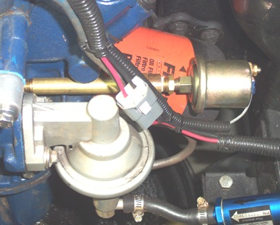 Chevy Oil Pressure Sending Unit additionally Fuel Pump Wiring together with New Gauges Md also Op likewise D Oil Pressure Sender Tee Pulley A. on chevy 350 oil pressure sending unit