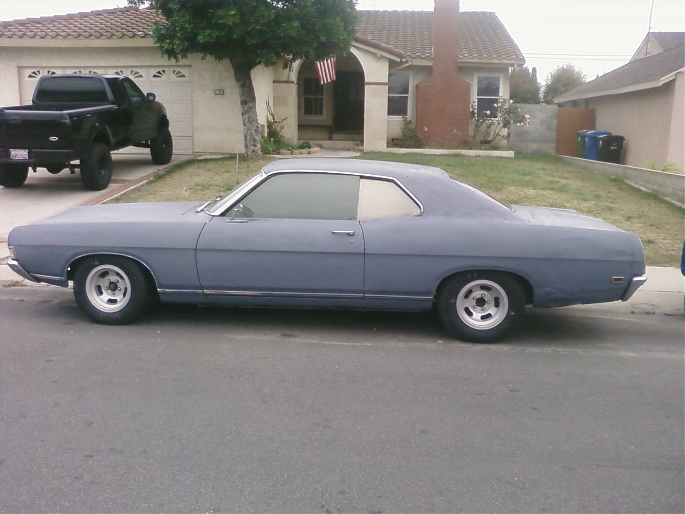 1969 Fairlane 500 Hardtop For Sale Ford Muscle Forums