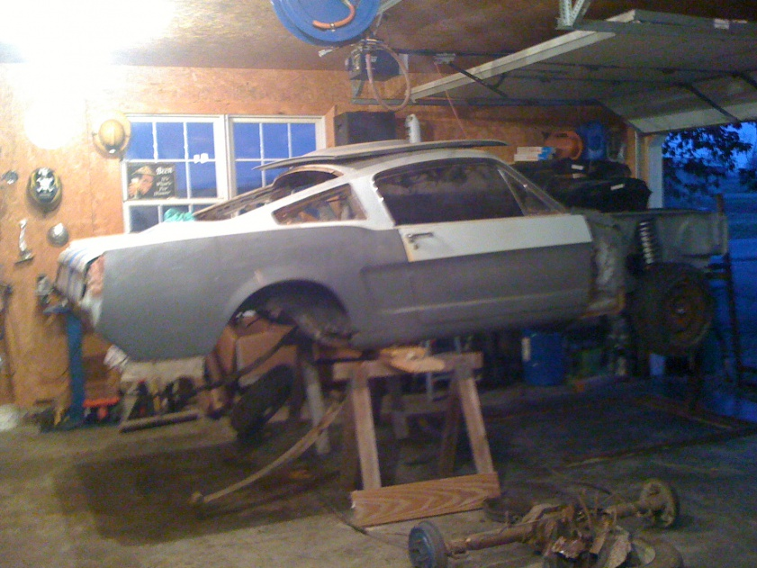 My 1965 Fastback Mustang Page 2 Ford Muscle Forums