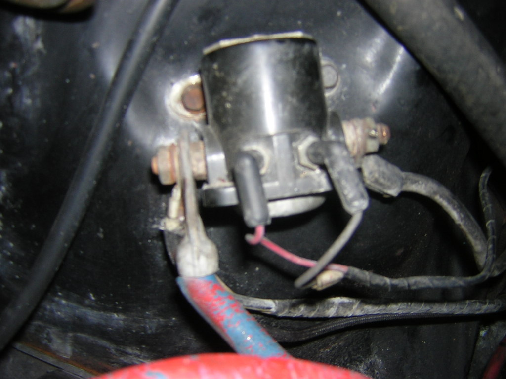 D How Do You Jump Statrter Solenoid Starter Solenoid on 1965 Mustang Neutral Safety Switch Wiring Diagram