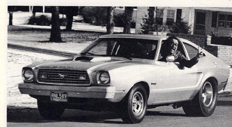 1976 Mustang Cobra Ii Pro Street 351