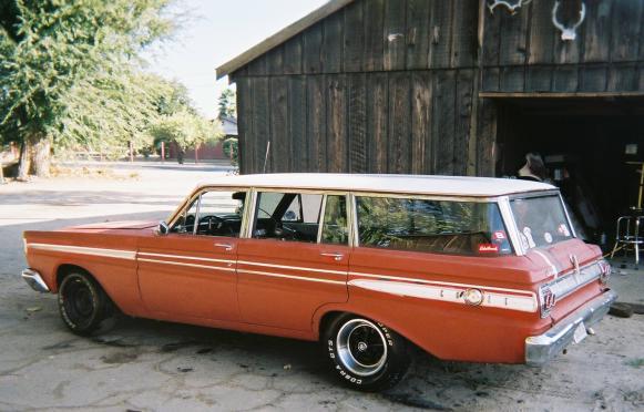 1964 Mercury Comet Wagon for sale $3500 - Denver CO - Ford