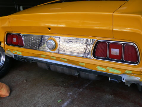 1971 Mustang Mach 1 Page 3 Ford Muscle Forums Ford