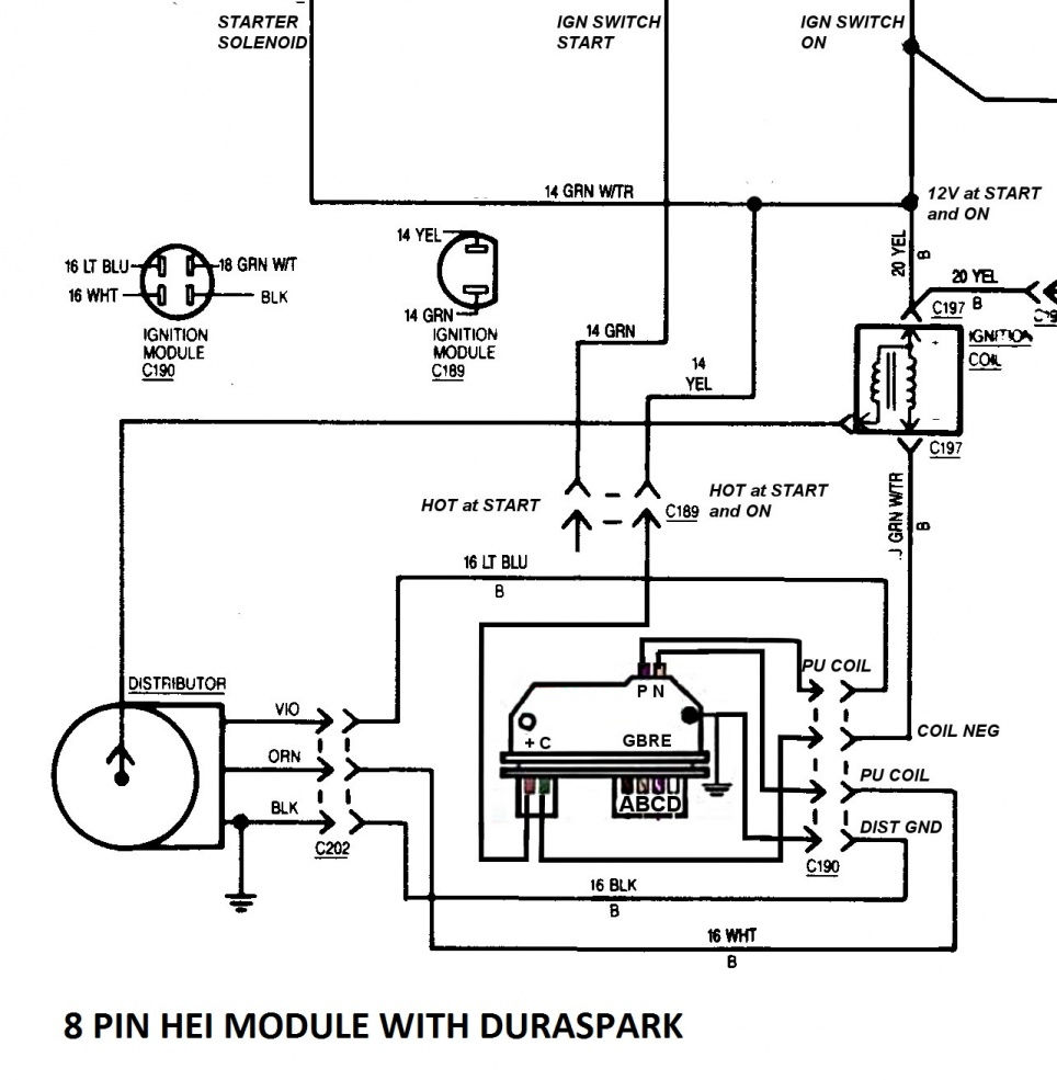 dodge ignition module with a duraspark page 2 ford. Black Bedroom Furniture Sets. Home Design Ideas