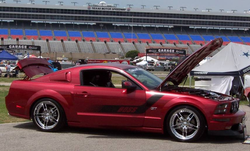 Car Show At Texas Motor Speedway Ford Muscle Forums Ford Muscle - Texas motor speedway car show