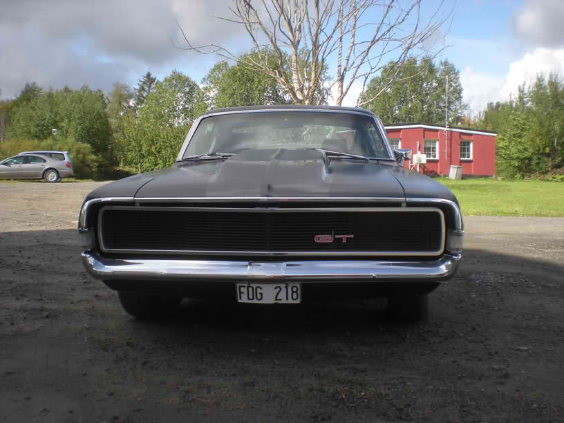 68 Torino Gt Hideaway Headlights Grill Ford Muscle Forums