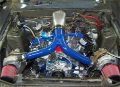 Mustang Body Kit >> Homebuilt Budget Twin Turbo - Ford Muscle Forums : Ford Muscle Cars Tech Forum