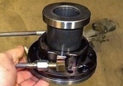 Hydraulic Throwout Bearing For Your Toploader Ford