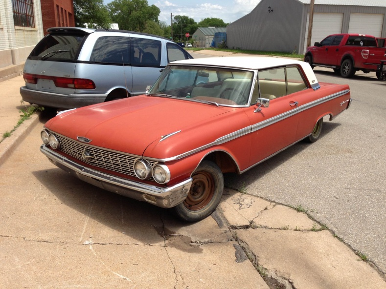 1962 Ford Galaxie 500 2 Door Hardtop Ford Muscle Forums