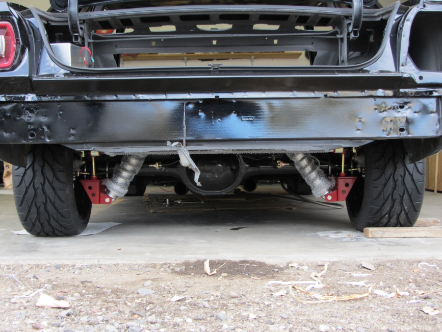 Image Result For Ford Torino Rear End Width