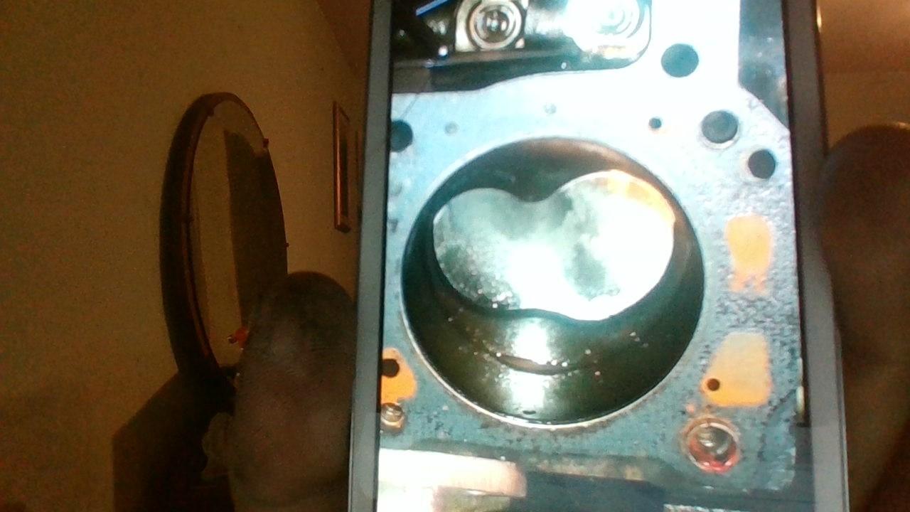 Broke exshaust valve afr 220 sbf heads - Ford Muscle Forums
