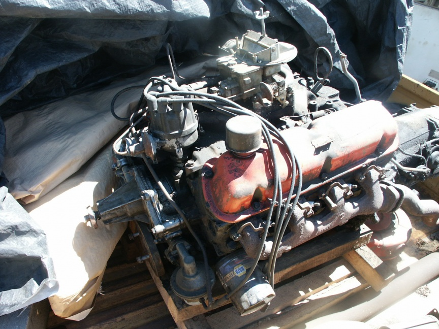 1964 Fairlane running 289 special Ford 5 bolt motor - Ford ...