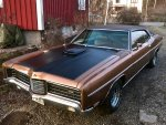 Ford XL 1970 390 C6 Sportsroof