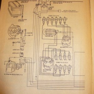 1971 Torino ignition wiring diagram   Ford Muscle Cars ...