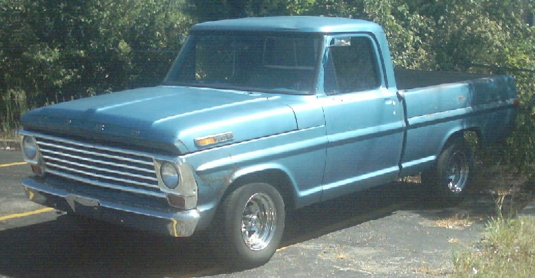 Need 57 F100 Custom Cab Wiring Diagram Ford Truck Enthusiasts ...